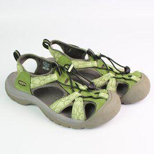 Keen Venice H2 seafoam green sport sandal